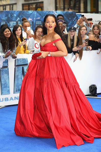 Incidental People「'Valerian And The City Of A Thousand Planets' European Premiere - Red Carpet Arrivals」:写真・画像(19)[壁紙.com]