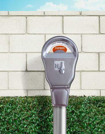 Parking Meter「Expired parking meter」:スマホ壁紙(7)