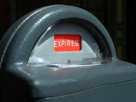 Parking Meter「Expired Parking Meter」:スマホ壁紙(15)
