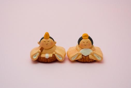 ひな祭り「Hinamatsuri dolls」:スマホ壁紙(9)