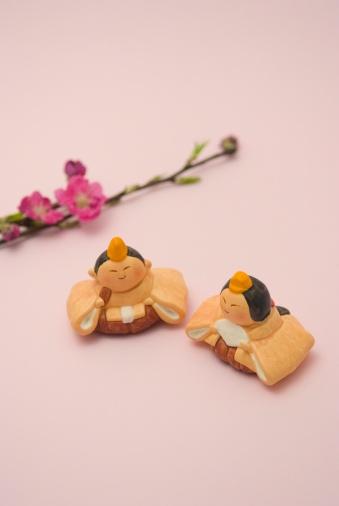 ひな祭り「Hinamatsuri dolls」:スマホ壁紙(13)