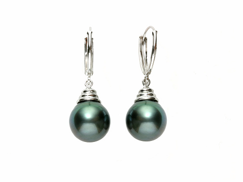 Silver Colored「Black Pearl」:スマホ壁紙(2)