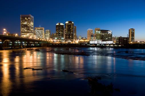 Richmond - Virginia「Richmond Pre-Dawn」:スマホ壁紙(8)