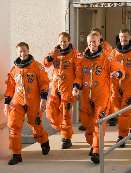 Matt Stroshane「Atlantis Astronauts Practice For Shuttle Launch」:写真・画像(14)[壁紙.com]