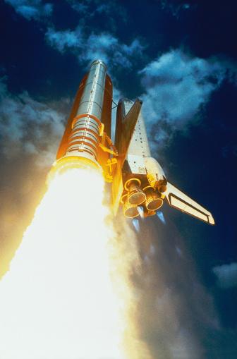 打ち上げロケット「Space Shuttle launch」:スマホ壁紙(7)