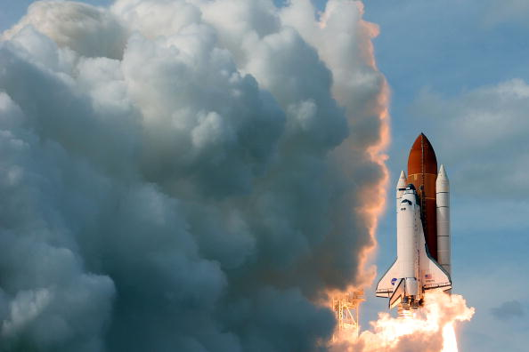 Space Shuttle「After Delay, Space Shuttle Atlantis Launches」:写真・画像(14)[壁紙.com]