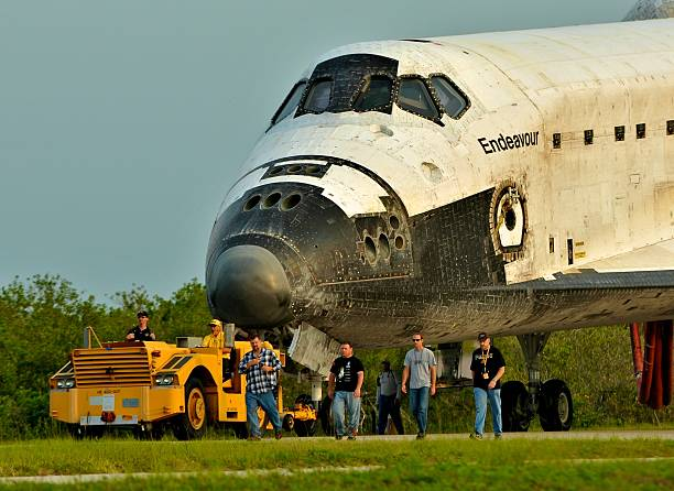 Space Shuttle Endeavour Retires After Its Final Mission:ニュース(壁紙.com)