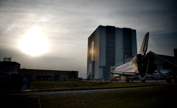 Space Shuttle Endeavor「Space Shuttle Endeavour Retires After Its Final Mission」:写真・画像(12)[壁紙.com]