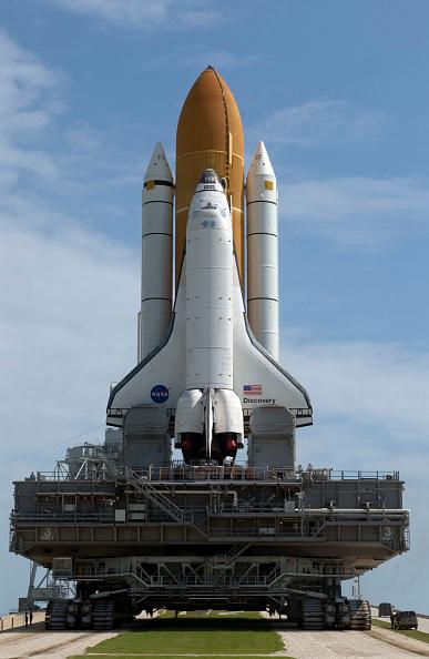 Matt Stroshane「Shuttle Discovery Returns To Launch Pad」:写真・画像(15)[壁紙.com]