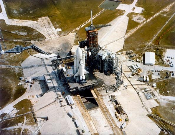 Karlsruher SC「Space Shuttle Orbiter On The Launch Pad」:写真・画像(13)[壁紙.com]