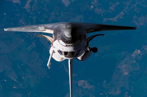 Spacecraft「Space Shuttle Atlantis」:スマホ壁紙(6)