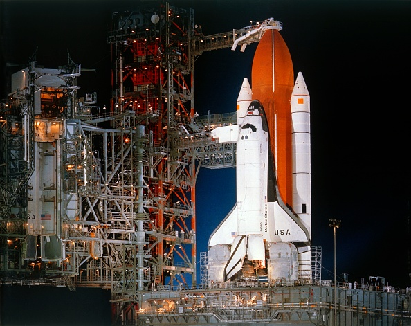 Karlsruher SC「Space Shuttle Columbia On Launch Pad,」:写真・画像(5)[壁紙.com]
