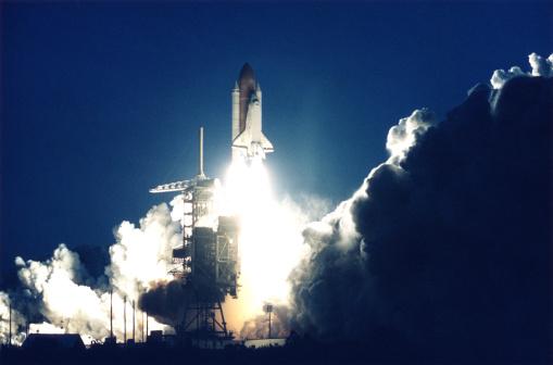 Space shuttle「Space Shuttle Launching」:スマホ壁紙(19)