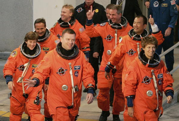 Japan Aerospace Exploration Agency「NASA Prepares For Launch Of Space Shuttle Discovery」:写真・画像(6)[壁紙.com]