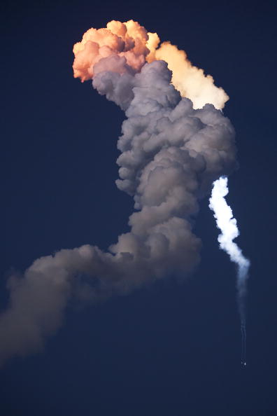Space Shuttle Discovery「Space Shuttle Discovery Blasts Off For International Space Station」:写真・画像(12)[壁紙.com]