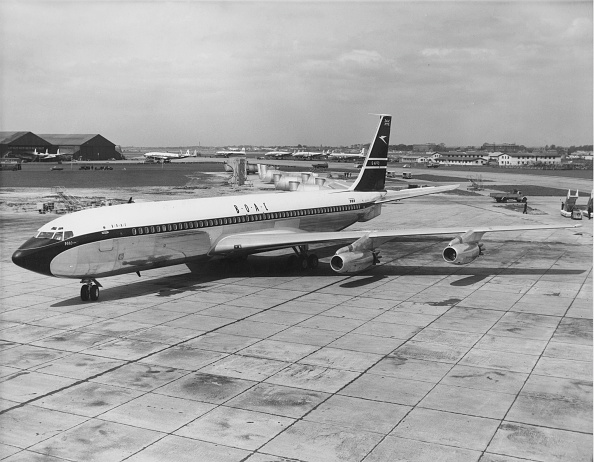 Jet Engine「Boeing 707」:写真・画像(17)[壁紙.com]