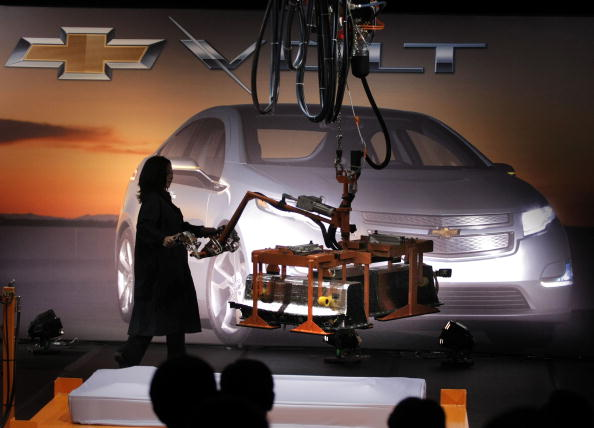 Lithium「GM Battery Begins Assembly Of Electric Battery For Its Volt Car」:写真・画像(0)[壁紙.com]