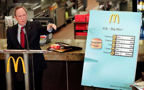 Franchising「McDonalds To Print Nutritional Information on Food Packaging」:写真・画像(6)[壁紙.com]