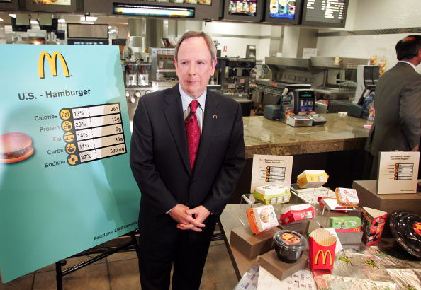 Franchising「McDonalds To Print Nutritional Information on Food Packaging」:写真・画像(5)[壁紙.com]