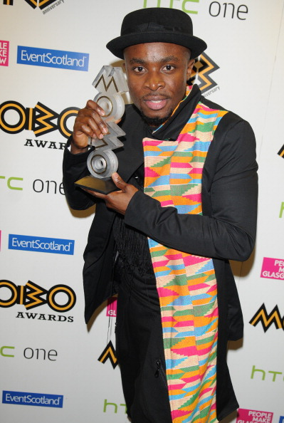 One Man Only「The 18th Annual MOBO Awards - Press Room」:写真・画像(17)[壁紙.com]