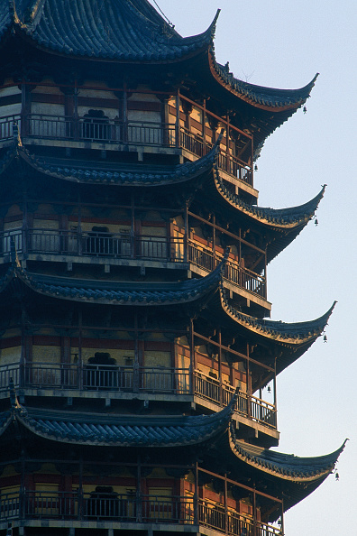 Ornate「Liuhe Pagoda. Hangzhou, China.」:写真・画像(4)[壁紙.com]