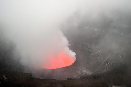 Geologist「Mount Nyiragongo, Volcano in DR Congo」:スマホ壁紙(11)
