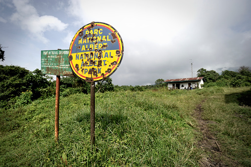 Geologist「Mount Nyiragongo, Volcano in DR Congo」:スマホ壁紙(7)