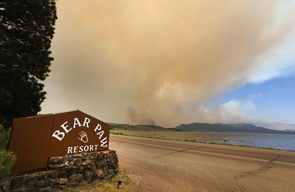 リゾート「Wild Fire In Southern Utah Forces Evacuations」:写真・画像(4)[壁紙.com]