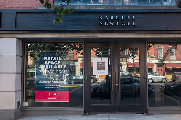 Bankruptcy「Barneys Store Space For Rent」:写真・画像(15)[壁紙.com]