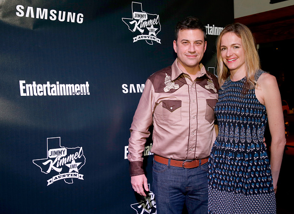 Television Host「Samsung Hosts Jimmy Kimmel Live And Entertainment Weekly At SXSW With Ketel One Vodka Crafted Cocktails」:写真・画像(10)[壁紙.com]