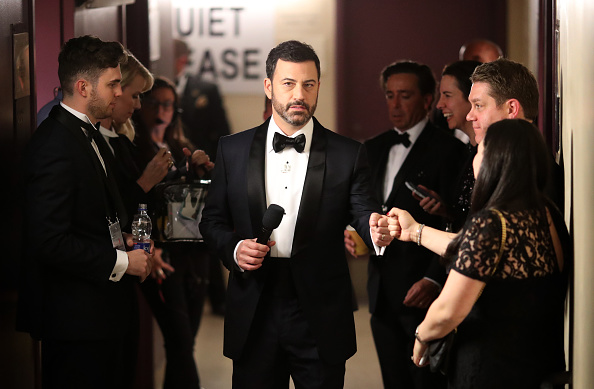 アカデミー賞「89th Annual Academy Awards - Backstage」:写真・画像(5)[壁紙.com]