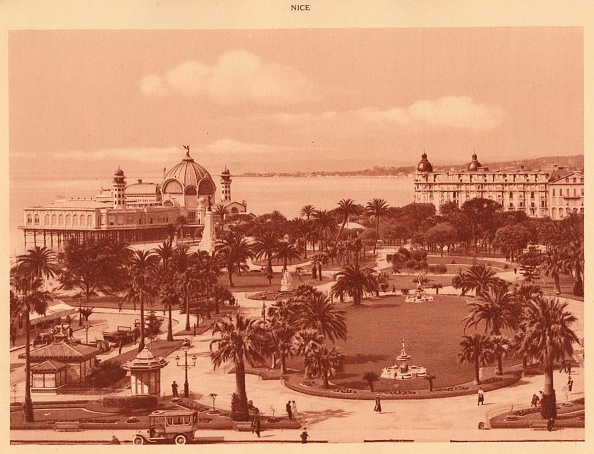 Nice - France「The Gardens Seen From The Casino」:写真・画像(9)[壁紙.com]