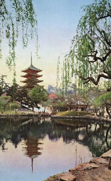Kofukuji Pagoda:ニュース(壁紙.com)