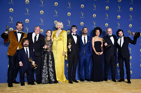 Game of Thrones「70th Emmy Awards - Press Room」:写真・画像(3)[壁紙.com]