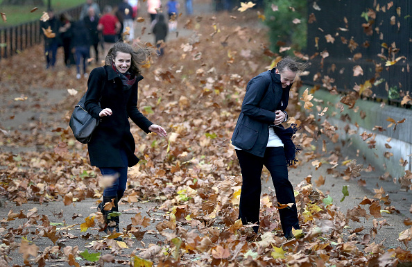 Wind「Storm Abigail Hits The UK」:写真・画像(4)[壁紙.com]