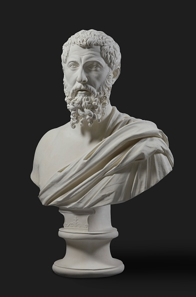 Bust - Sculpture「Bust Of Bearded Man」:写真・画像(11)[壁紙.com]