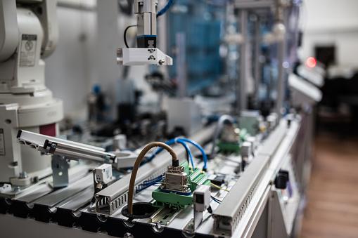 Electronics Industry「Elecrtical Laboratory」:スマホ壁紙(9)