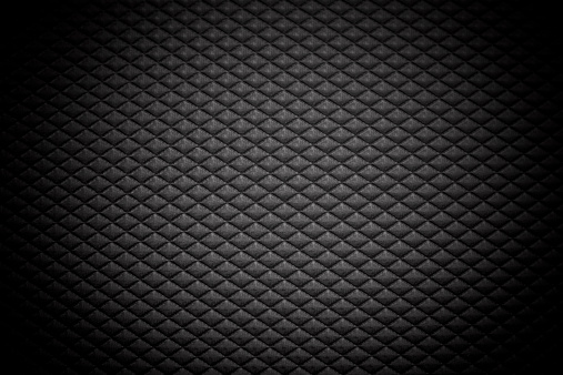 Bumpy「Black grid background」:スマホ壁紙(1)