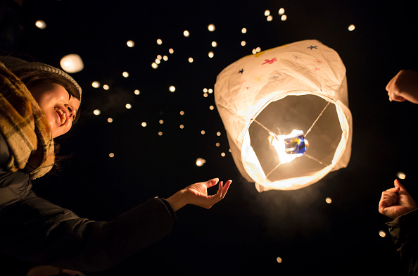 Lantern「Lanterns Mark End Of Snow Season In Tsunan」:写真・画像(1)[壁紙.com]