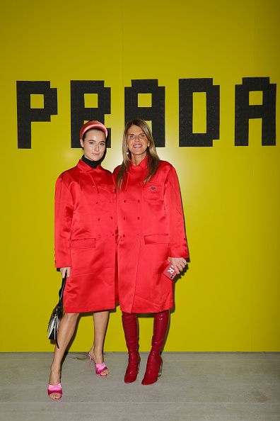 Milan「Prada -Arrivals and Front Row: Milan Fashion Week Fall/Winter 2019/20」:写真・画像(7)[壁紙.com]