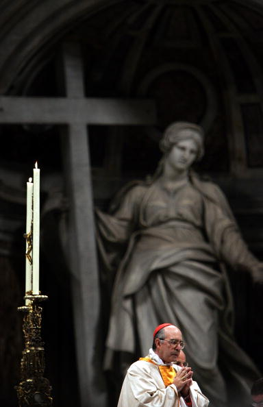 Religious Mass「Mass Of The Lords Supper Celebrated In The Vatican」:写真・画像(16)[壁紙.com]