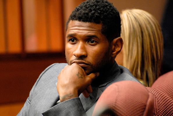 アッシャー「Usher Raymond & Tameka Foster Custody Hearing」:写真・画像(17)[壁紙.com]
