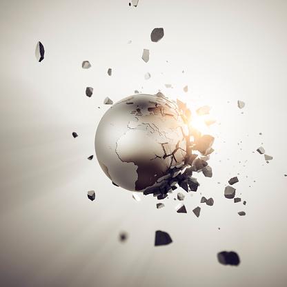 Destruction「Bursting Globe Europe」:スマホ壁紙(18)