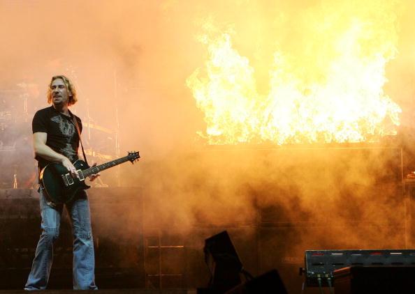 ニッケルバック「Nickelback Performs In Las Vegas」:写真・画像(14)[壁紙.com]