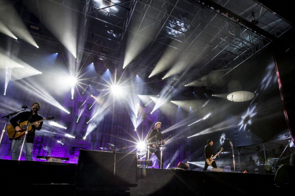 ニッケルバック「Nickelback Perform At The Top Of The Mountain Concert In Ischgl」:写真・画像(10)[壁紙.com]