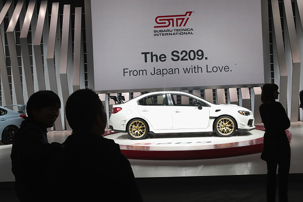 ビジネスと経済「The North American International Auto In Detroit Hosts Automakers Debuting Latest Vehicles」:写真・画像(19)[壁紙.com]