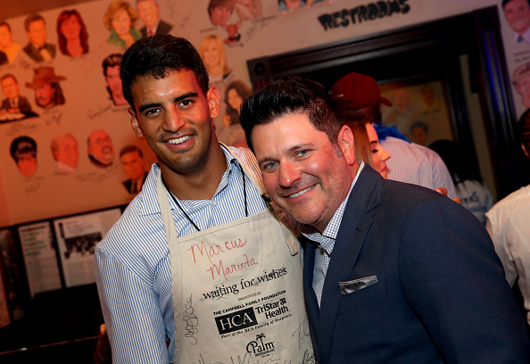 Marcus Mariota「16th Annual Waiting for Wishes Celebrity Dinner Hosted by Kevin Carter & Jay DeMarcus」:写真・画像(14)[壁紙.com]
