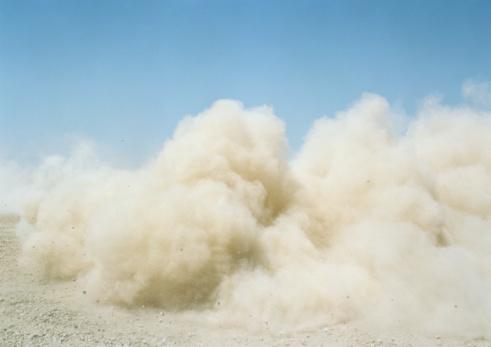 Dust「Dust cloud」:スマホ壁紙(19)
