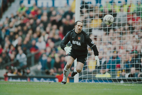 Arsenal F「David Seaman」:写真・画像(0)[壁紙.com]