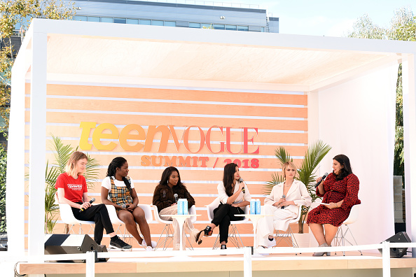 Teen Vogue「The Teen Vogue Summit Los Angeles 2018 - On Stage Conversations and Atmosphere」:写真・画像(1)[壁紙.com]